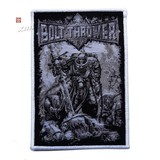 BOLT THROWER 进口原版 Battlefields (Woven Patch)