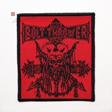 BOLT THROWER 进口原版 SKull Chain (Woven Patch)
