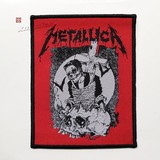 METALLICA 进口原版 One (Woven Patch)