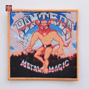 PANTERA 美国进口 Metal Magic (Woven Patch)
