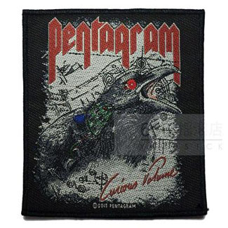 PENTAGRAM 官方原版 Curious Volume (Woven Patch)