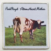 PINK FLOYD 官方原版 Atom Heart Mother (Woven Patch)