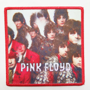 PINK FLOYD 官方原版 Piper At The Gates (Woven Patch)