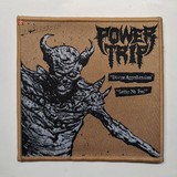POWER TRIP 官方原版 Suffer No Foo! (Woven Patch)