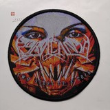 PYRACANDA 官方原版 Two Sides Of Coin (Woven Patch)
