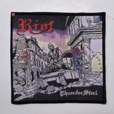 RIOT 进口原版 Thunder Steel (Woven Patch)