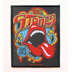 ROLLING STONES, THE 滚石乐队官方原版 Some Girls (Woven Patch)