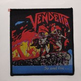 VENDETTA 进口原版 Go And Live (Woven Patch)