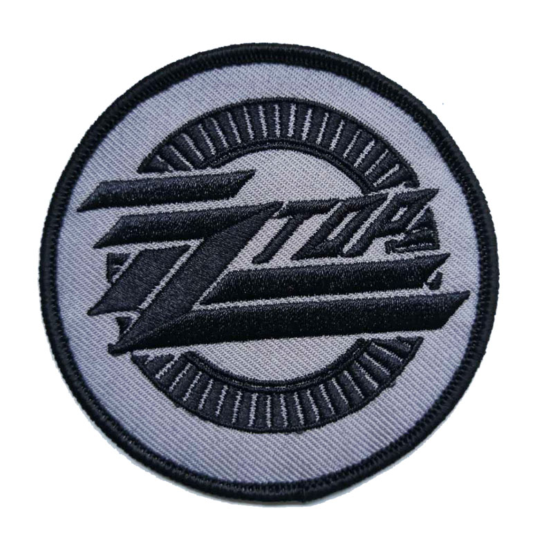 ZZ TOP - Logo (Embroidered Patch)