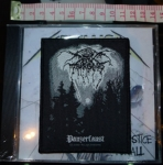 DARKTHRONE 官方原版 Panzerfaust (Woven Patch)