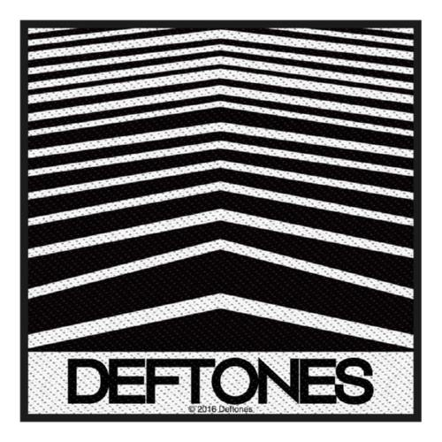 DEFTONES 官方进口原版 Abstract Lines (Woven Patch)