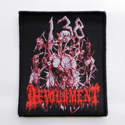 DEVOURMENT 官方原版 1.3.8. (Woven Patch)