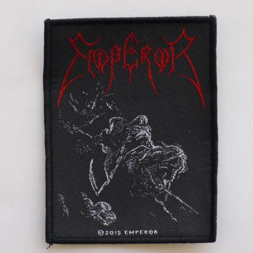 EMPEROR 官方进口原版 Black Rider (Woven Patch)
