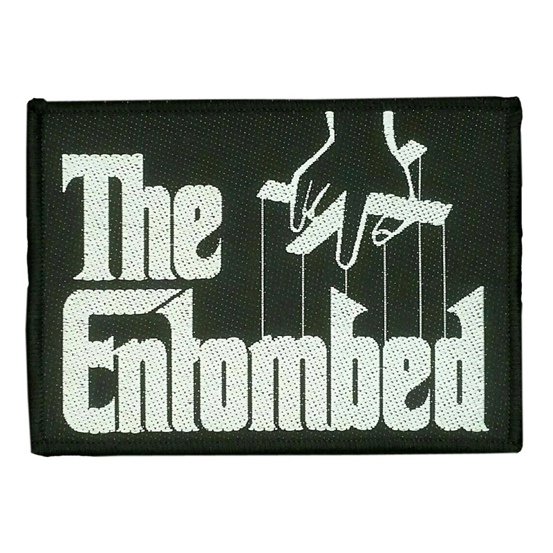 ENTOMBED 官方原版 Godfather (Woven Patch)