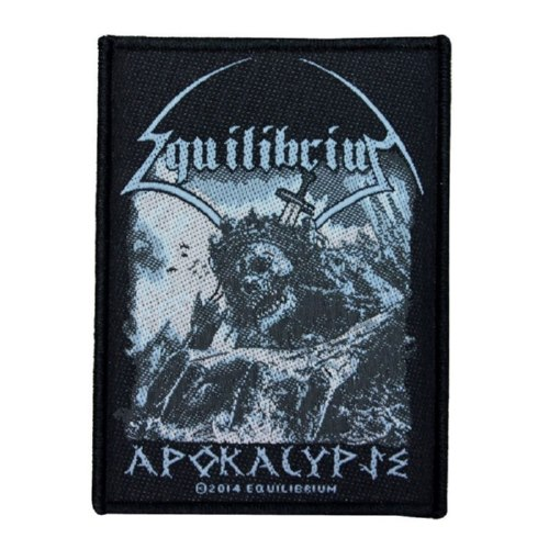 EQUILIBRIUM 官方原版 Apokalypse (Woven Patch)