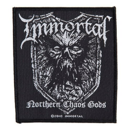 IMMORTAL 官方原版 Northern Chaos Gods (Woven Patch)