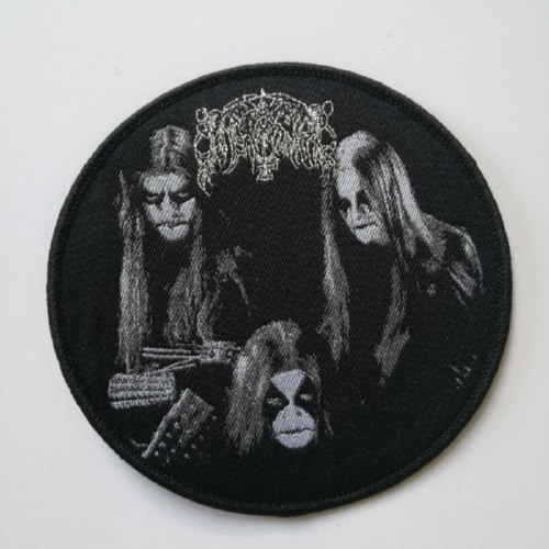 IMMORTAL 官方进口原版 Pure Holocaust (Woven Patch)
