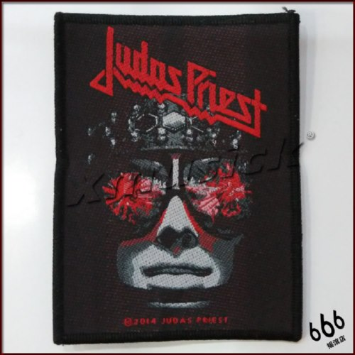 JUDAS PRIEST 官方原版 Killing Machine (Woven Patch)
