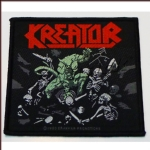 KREATOR 官方进口原版 Pleasure To Kill (Woven Patch)