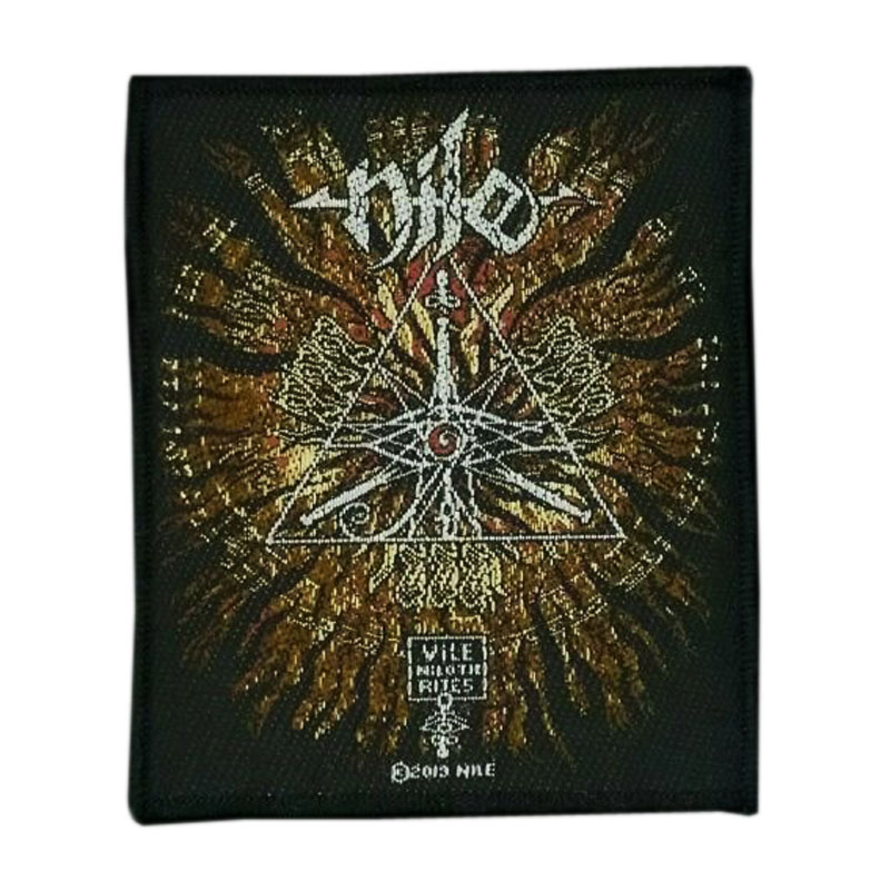 NILE 官方进口原版 Vile (Woven Patch)