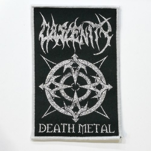 OBSCENITY 官方进口原版 Death Metal (Woven Patch)