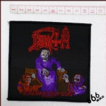 DEATH 官方进口原版 Scream Bloody Gore (Woven Patch)