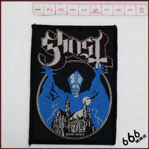 GHOST 官方进口原版 Opus Eponymous (Woven Patch)