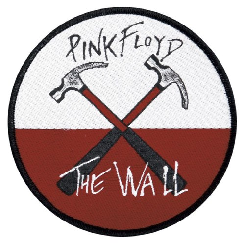 PINK FLOYD 官方进口原版 The Wall (Woven Patch)