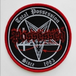 POSSESSED 官方进口原版 Total Possession (Woven Patch)