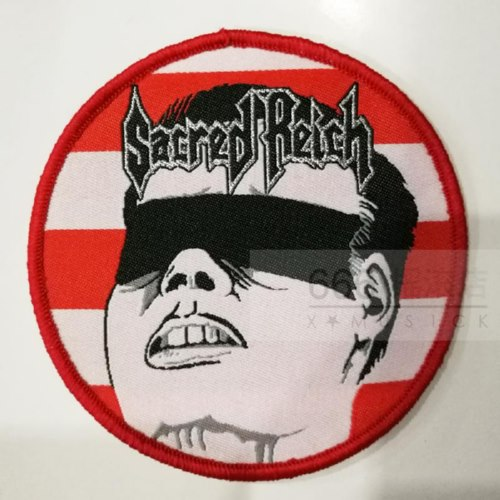 SACRED REICH 美国进口原版 Ignorance (Woven Patch)