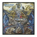 SEPULTURA 官方进口原版 Machine Messiah (Woven Patch)