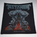 TESTAMENT 官方进口原版 Brotherhood (Woven Patch)