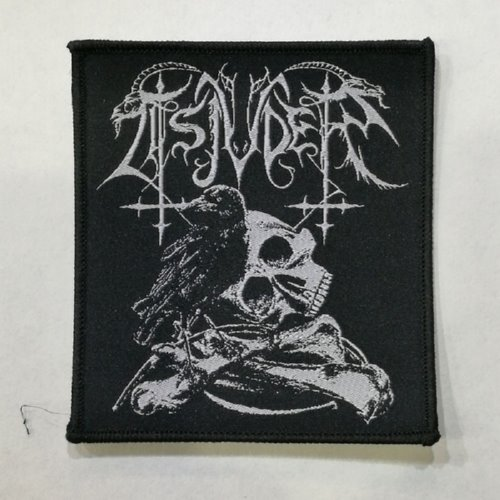 TSJUDER 美国进口原版 Raven Skull (Embroidered Patch)