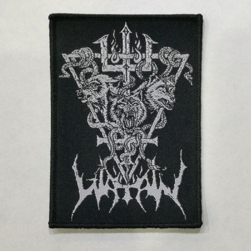 WATAIN 官方进口原版 Wolf Snake (Woven Patch)