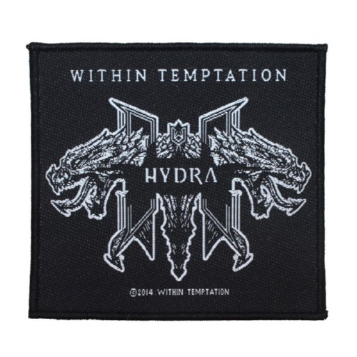 WITHIN TEMPTATION 官方进口原版 Hydra (Woven Patch)