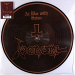 VENOM - At War With Satan (Pic LP)