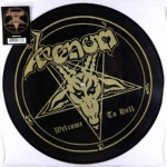 VENOM - Welcome To Hell (Pic LP)