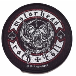 MOTORHEAD 官方进口原版 Rock N Roll (Woven Patch)