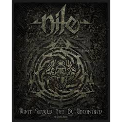 NILE 官方进口原版 What Should Not Be Unearthed (Woven Patch)