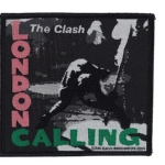 CLASH,THE 官方原版 London Calling (Woven Patch)