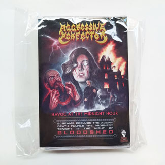 AGGRESSIVE PERFECTOR - Havoc at the Midnight Hour  (Cassette)