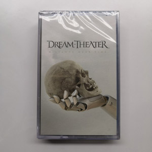 DREAM THEATER - Distance Over Time (Cassette) 蓝色 白色