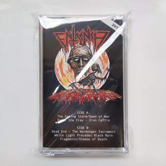 ENTRENCH - Through the Walls (Cassette)