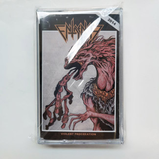 ENTRENCH - Violent Procreat (Cassette)