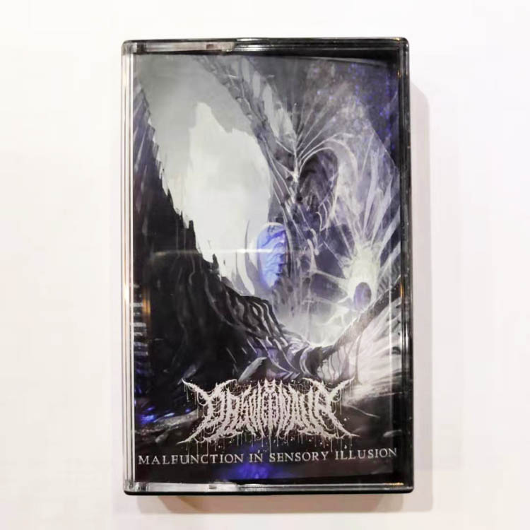OBSOLETENOVA - Malfunction In Sensory Illusion (Cassette)
