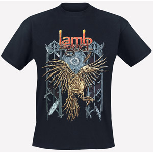LAMB OF GOD - Bone Bird (TS-XL) TTH2008