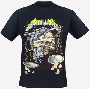 METALLICA - And Justice For All 新款 (TS-S) TTH2007