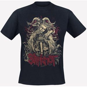 SLIPKNOT - Satan with Mask (TS-XL) TTH2007