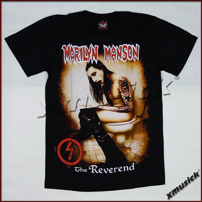 MARILYN MANSON - The Reverend (TS-L) TTH2007