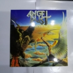 ANGEL DUST - Into the dark past (LP)